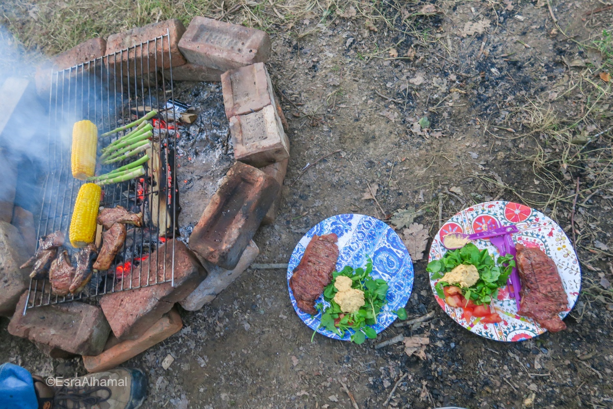 Cooking Equipment for camping
