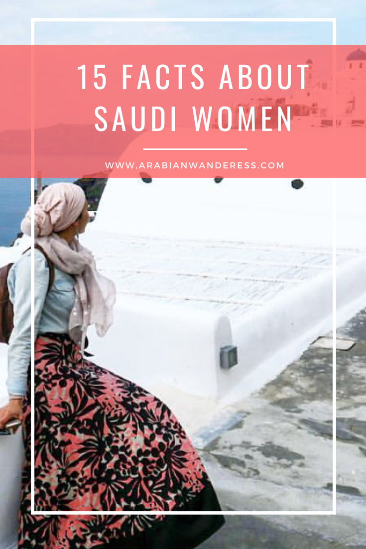 15 Facts About Saudi Women