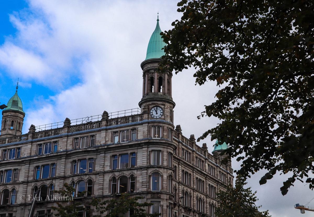 Architecture of Belfast