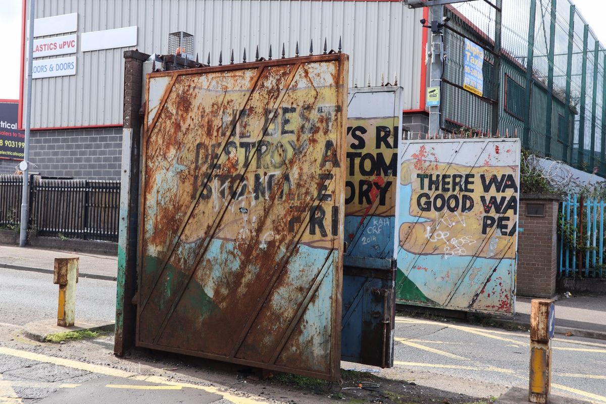 Gates of Belfast
