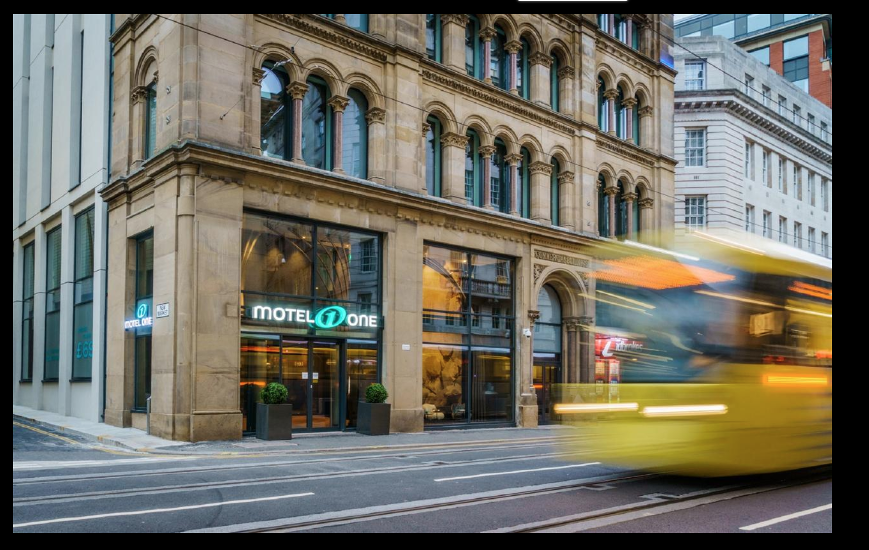 Midrange Hotel in Manchester