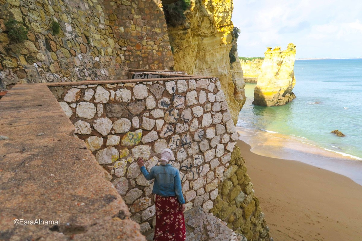 Beaches and Cliffs in Algarve