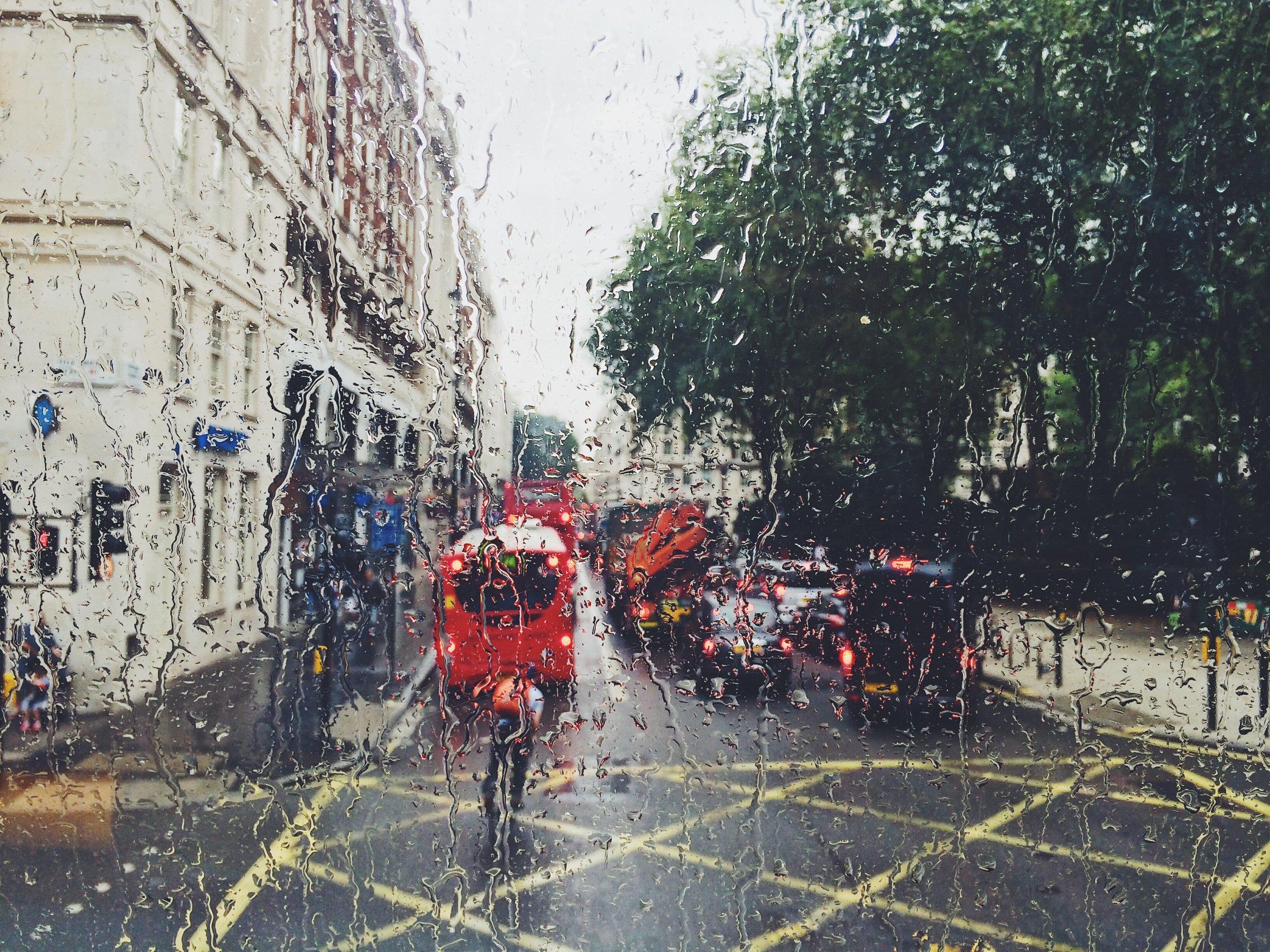 الانتقال بين الشقق في مدينة لندن