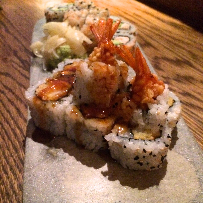 Stick n Sushi Canary Wharf