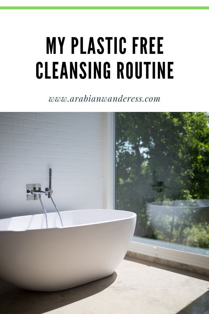My Plastic Free Cleansing Routine