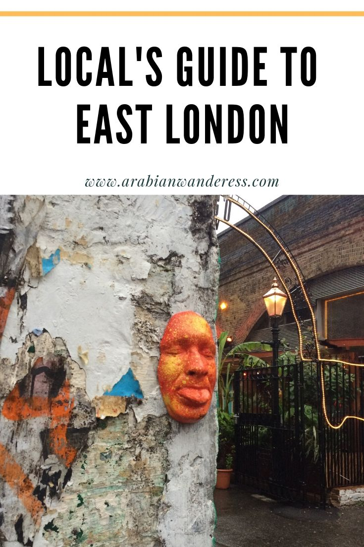 Local's Guide to East London