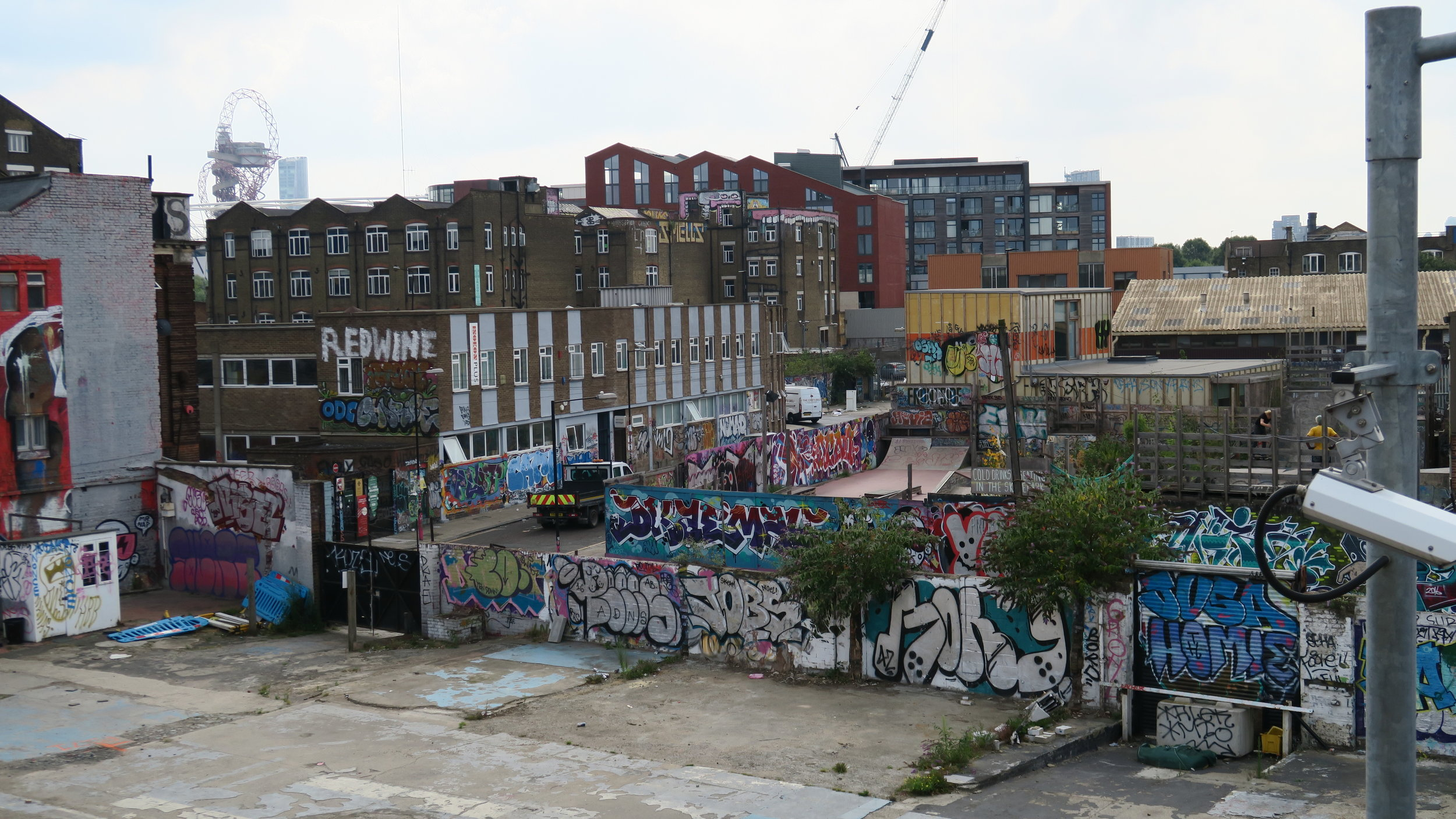 Local's Guide to East London - Hackney Wick