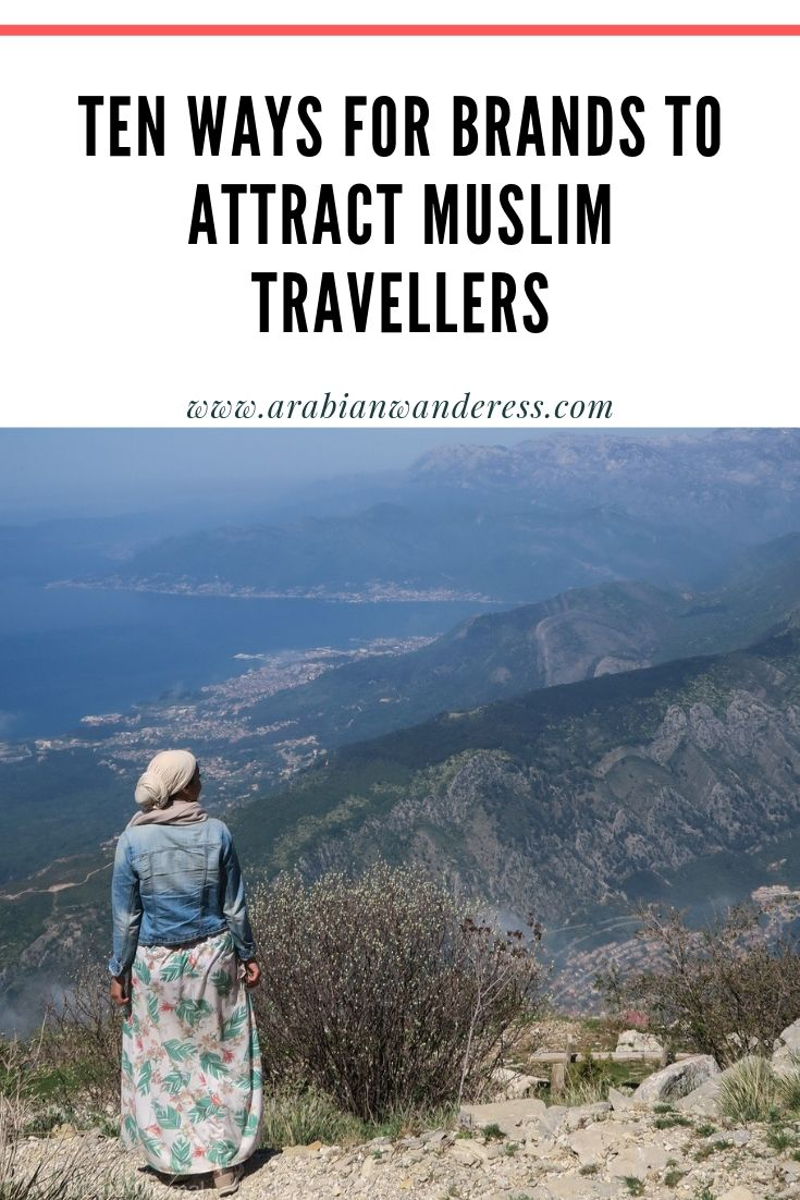 Ten ways for brands to attract Muslim travellers