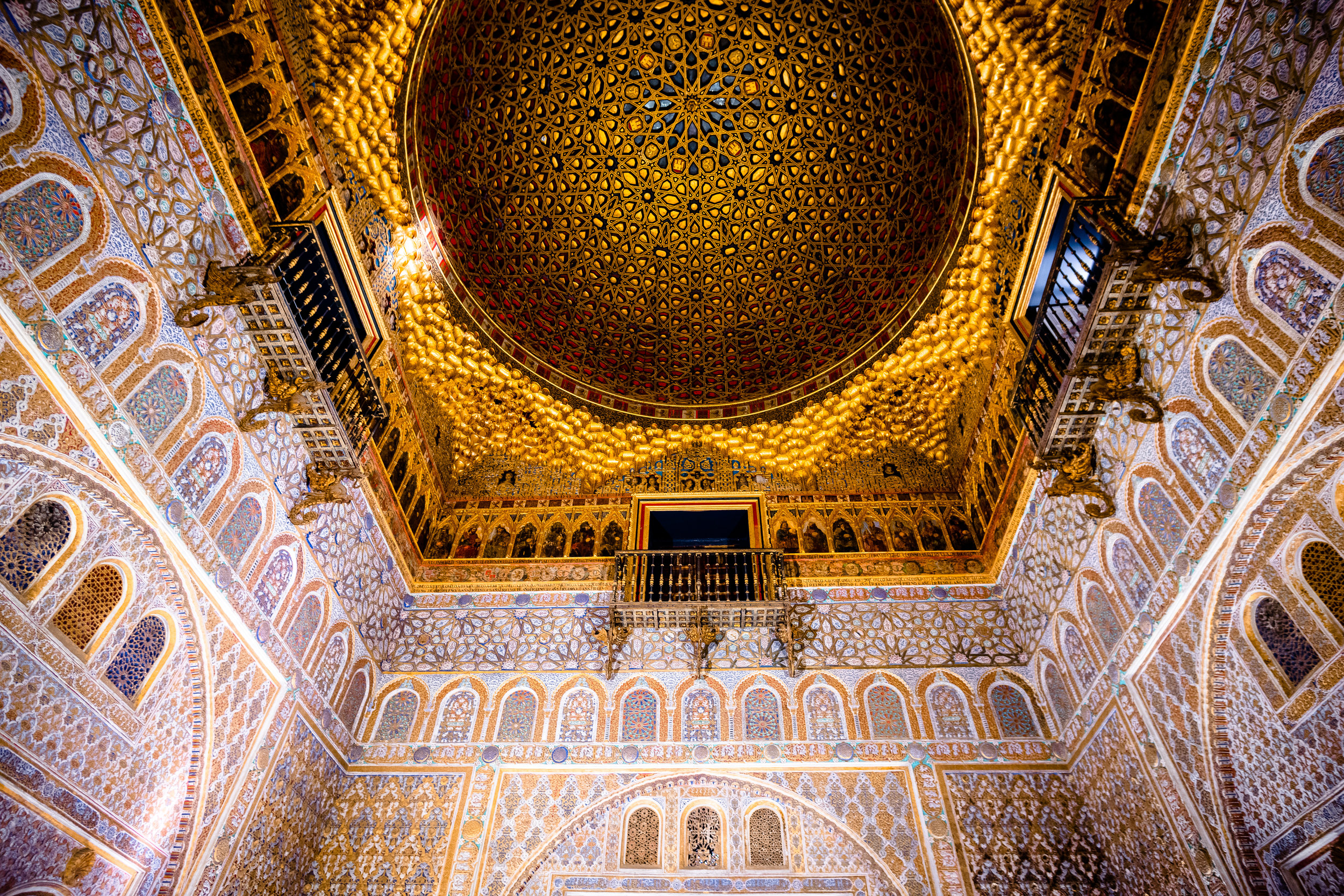 Muslim Friendly Guide to Seville
