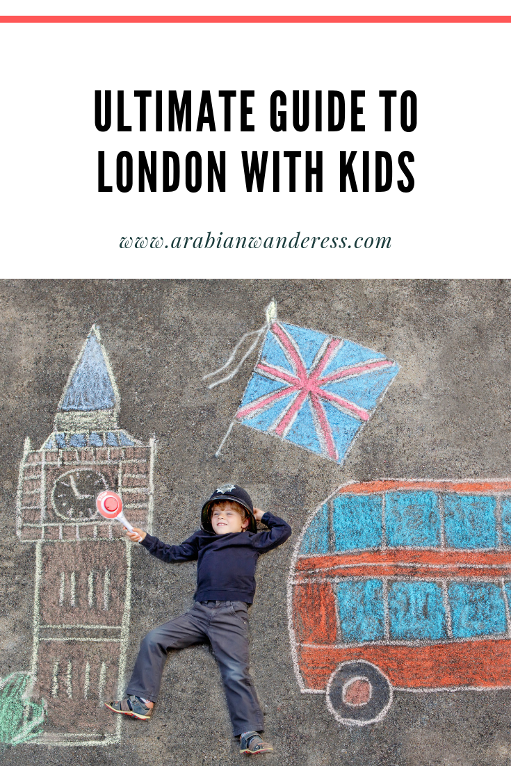Ultimate guide to London with kids - Best tips and activities for your London visit with children
