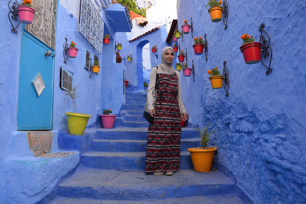 Muslim Girl Guide to Solo Travel - Click to Read
