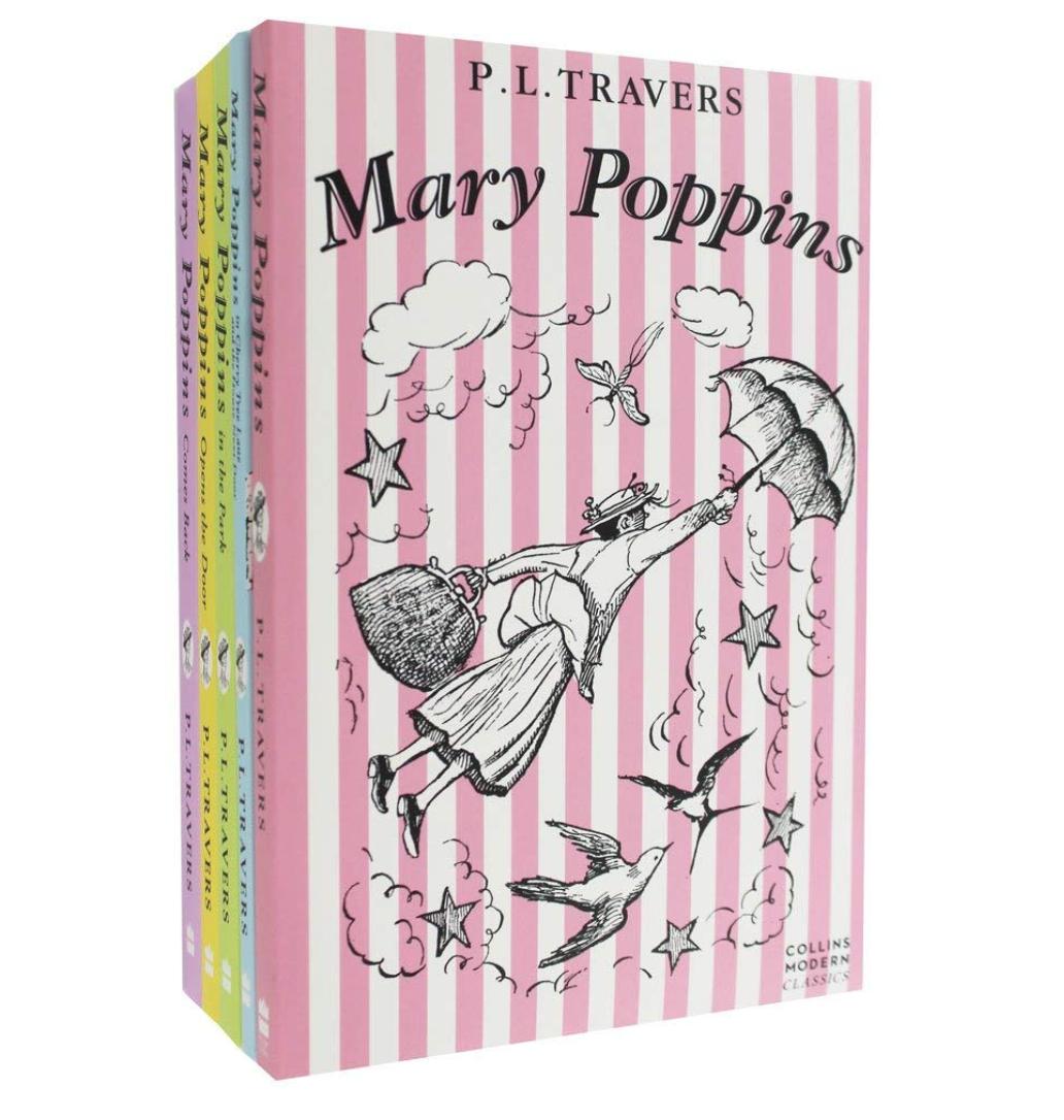 Mary Poppins New book collection