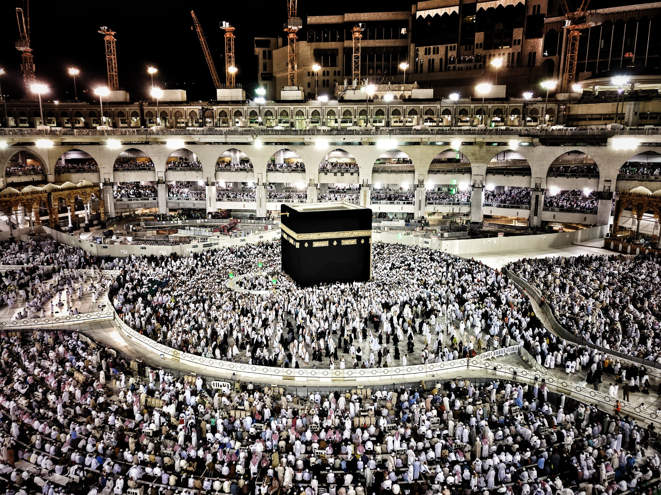 Going to Ummrah without a mehram