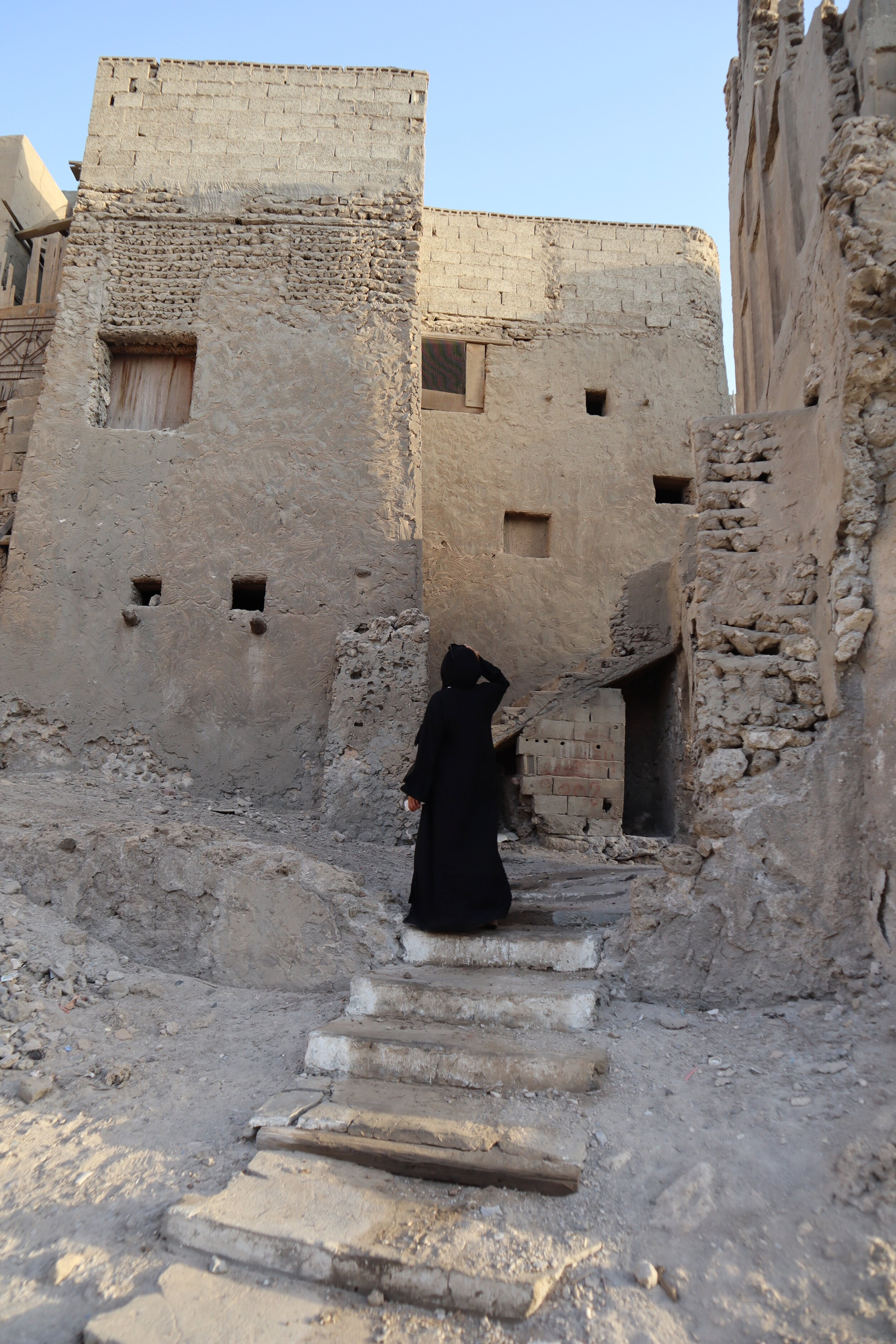 Historical remains in East Saudi