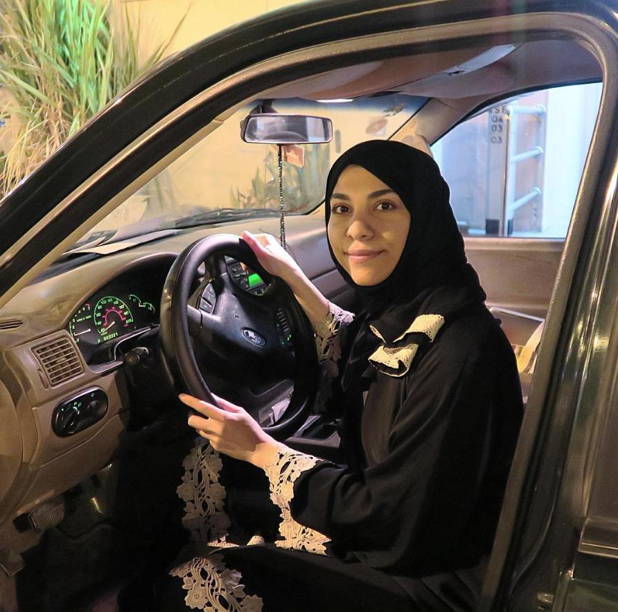 Women Driving in Saudi Arabia