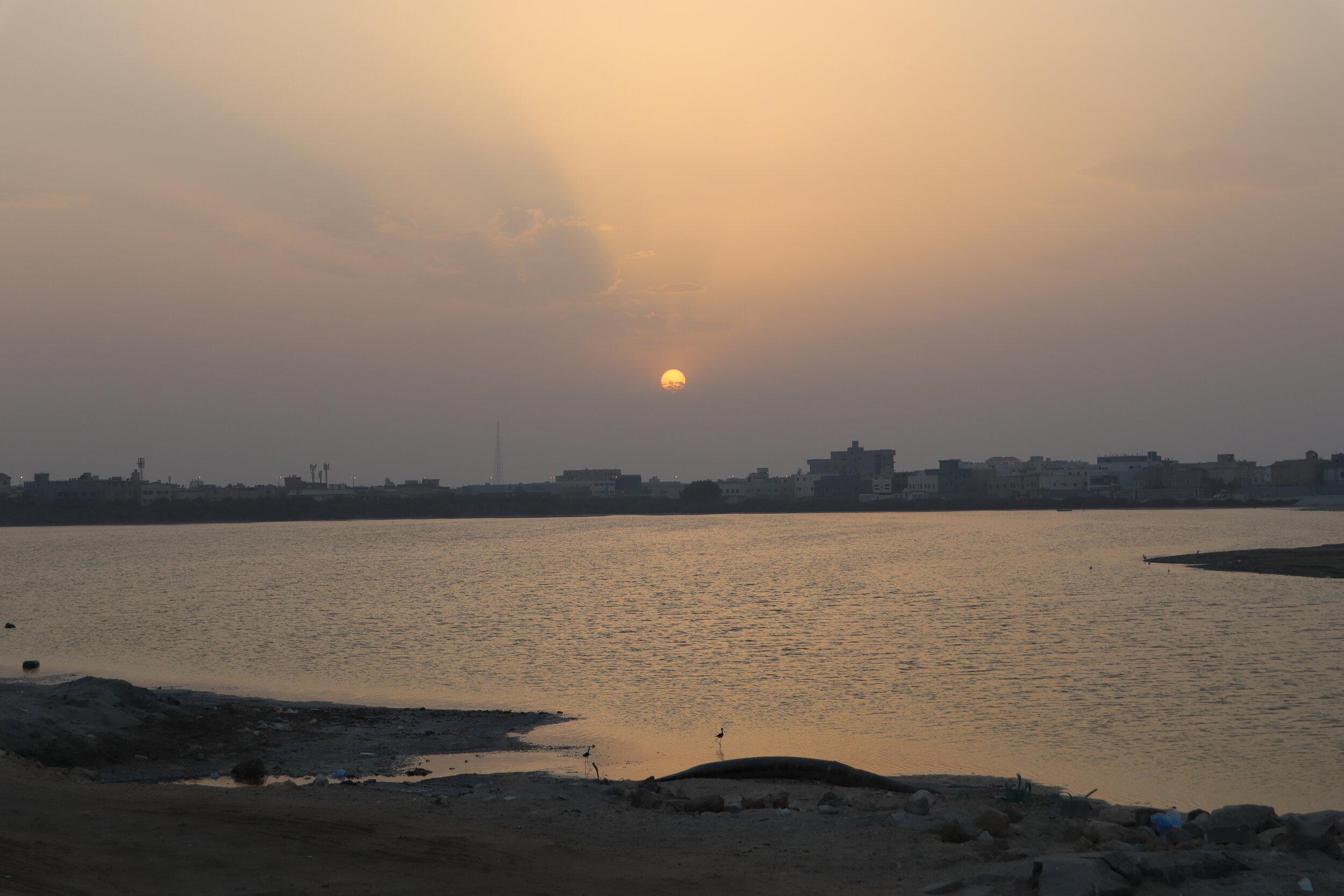 The Sea in Saudi