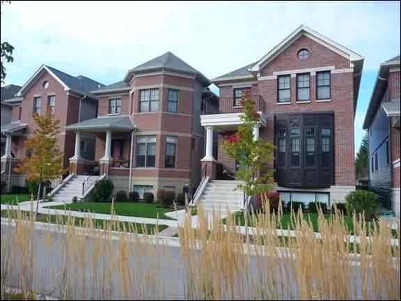 Bradley Place SF Homes