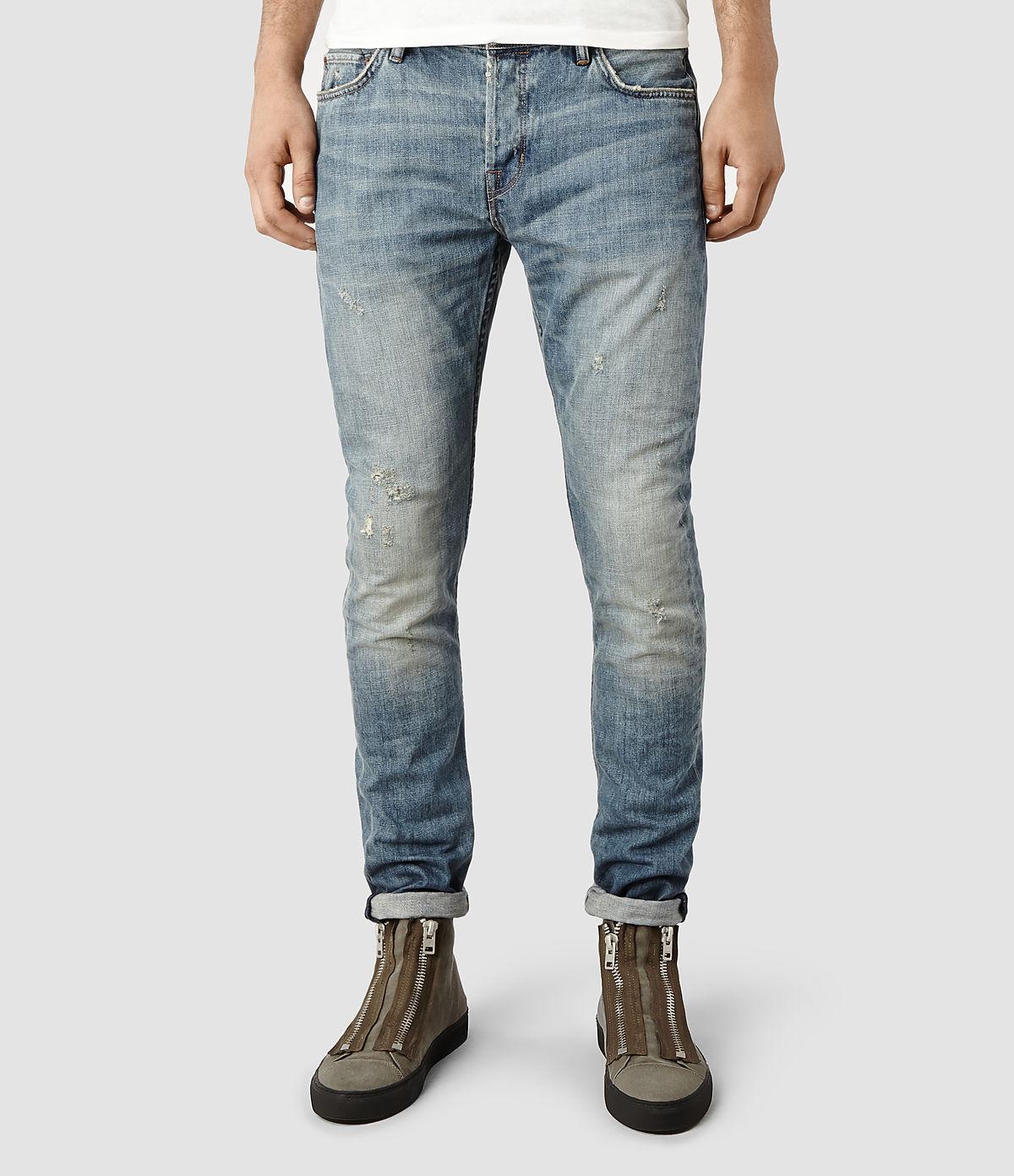 Mens Vidal Cigarette Jeans