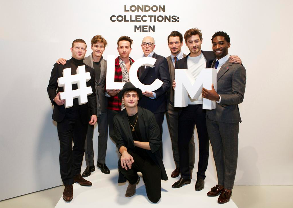 The British Men's Fashion Elite - Who would you add to this photo?