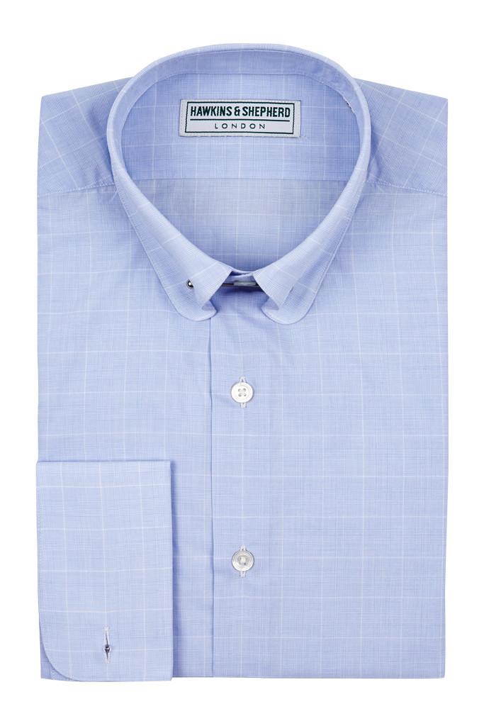 Hawkins & Shepherd - Prince of Wales Check Shirt