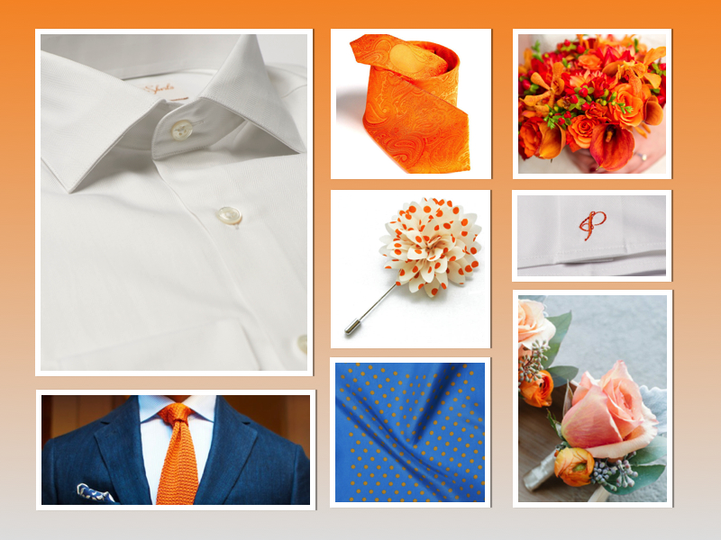 Men's Orange Wedding Ideas.jpg
