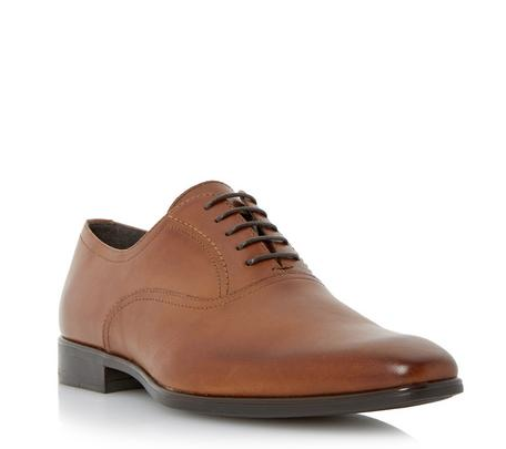 Dune Brown Shoes
