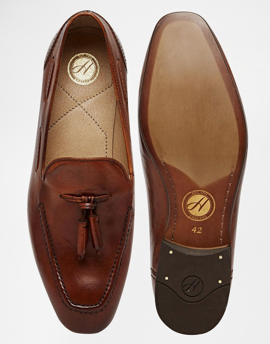 Hudson & Pierre Loafers