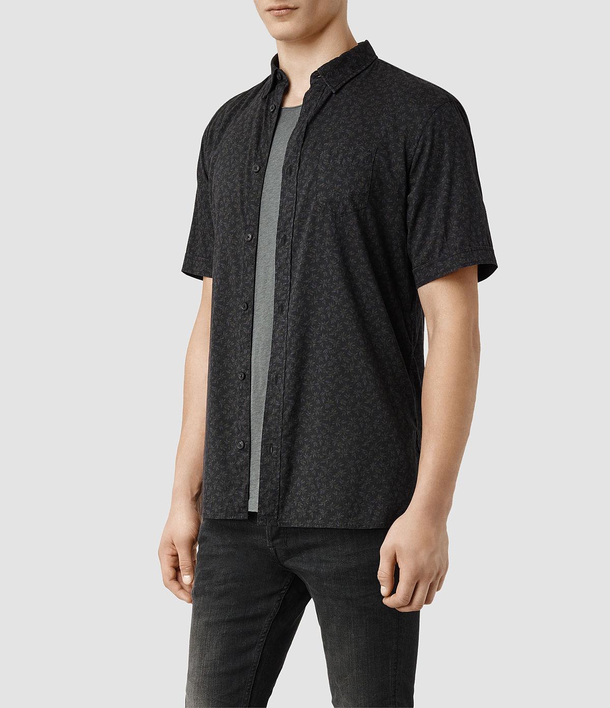 All-Saints Black Shirt