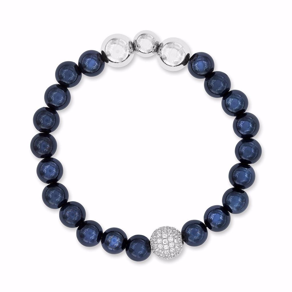 Tresor Paris Blue Bracelet