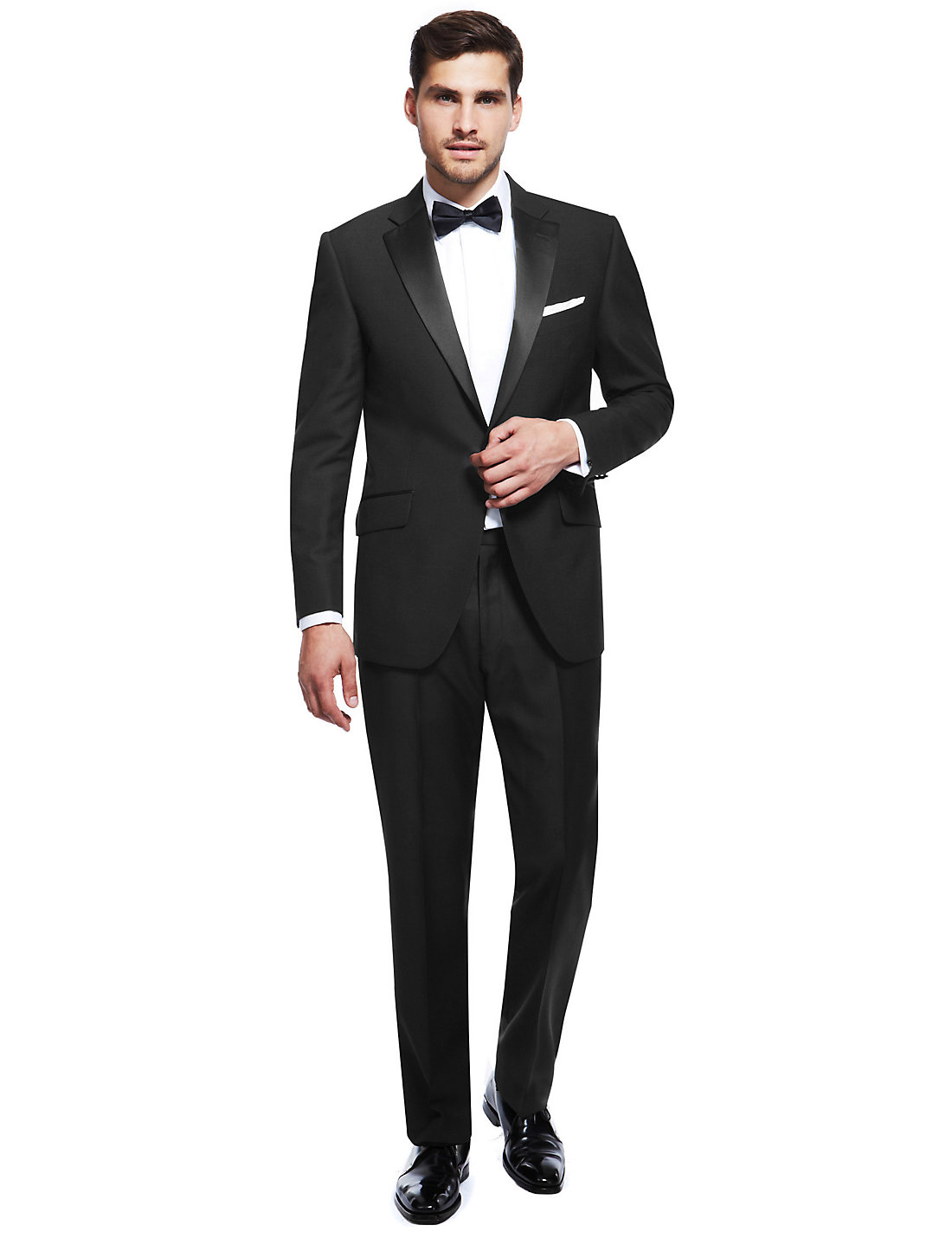 M&S Black Tie Dinner Suit
