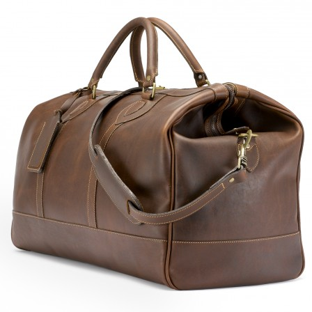 Tusting Leather Bag