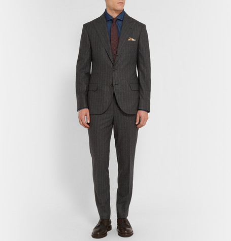 Mr Porter Pinstripe Suits