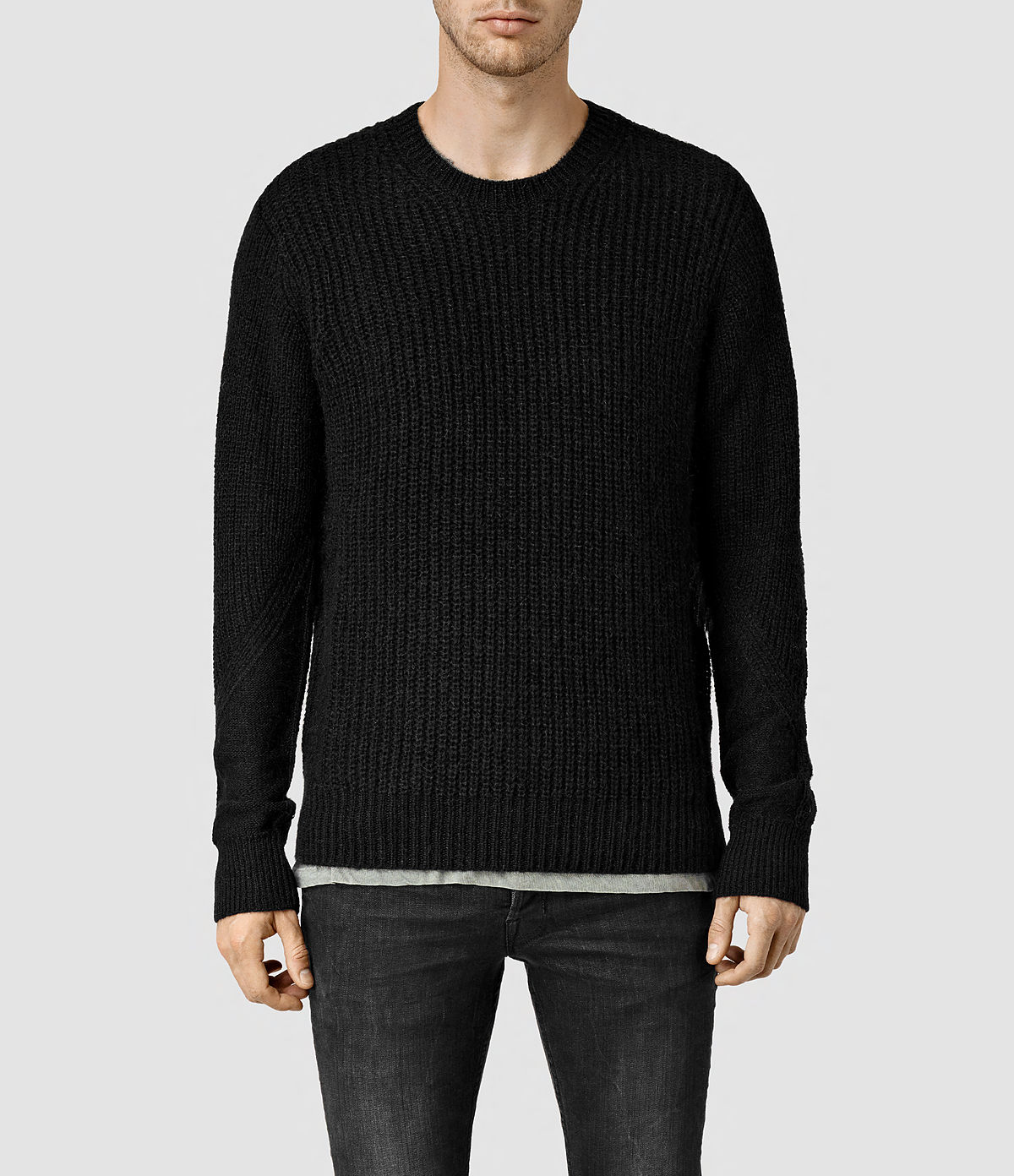 All-Saints Black Jumper