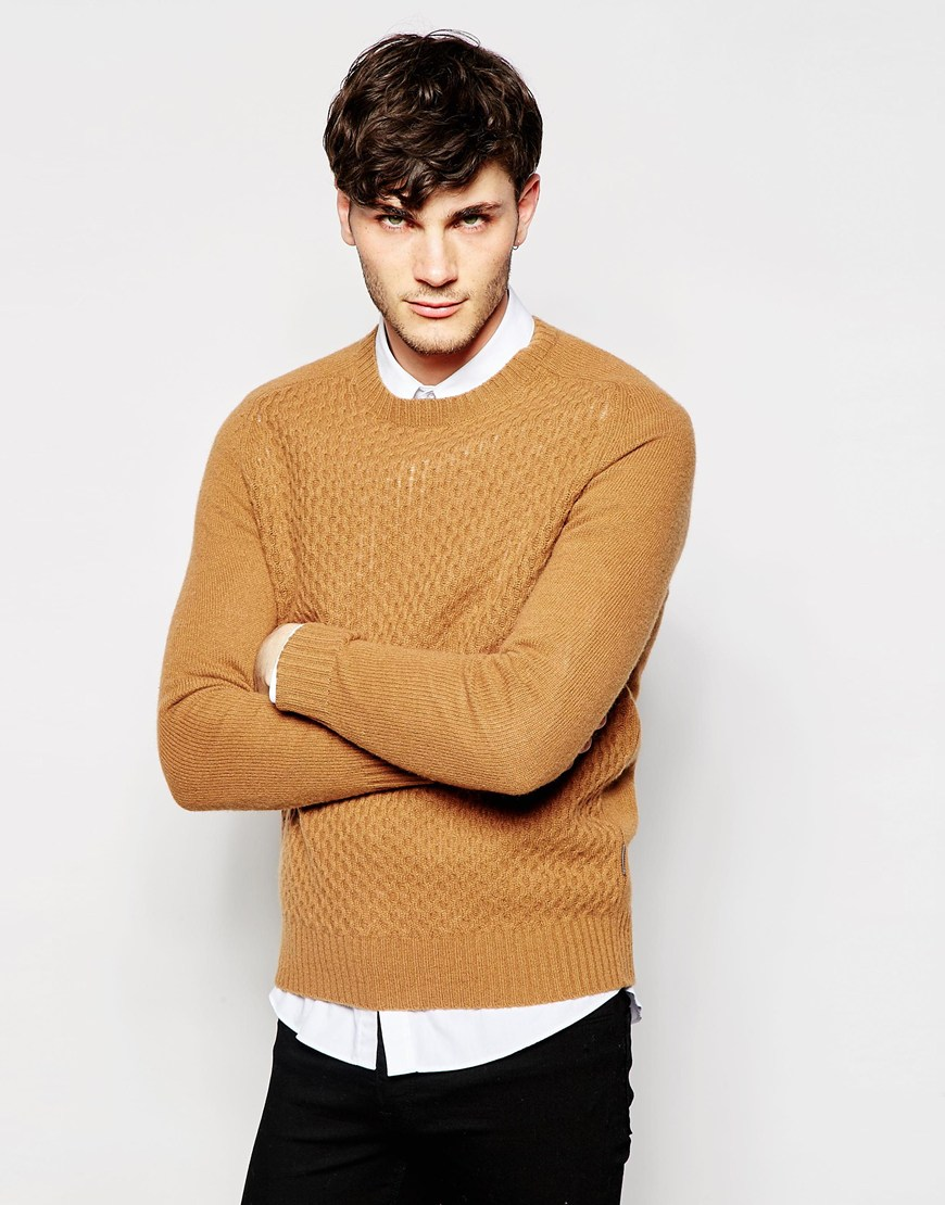 ASOS Tan Jumper