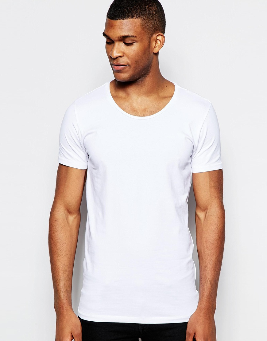 ASOS Plain White Tee