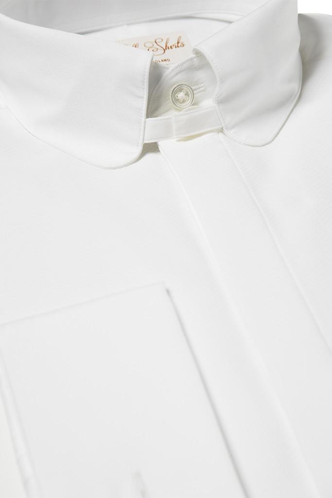 Tab Collar Dinner Shirt
