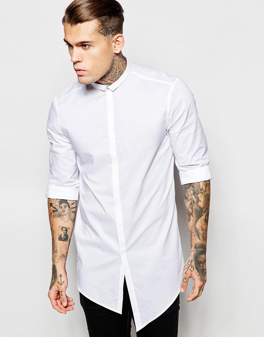 ASOS White Oversize Shirt