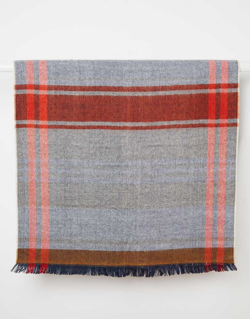 Men's Multi Coloured Scarf