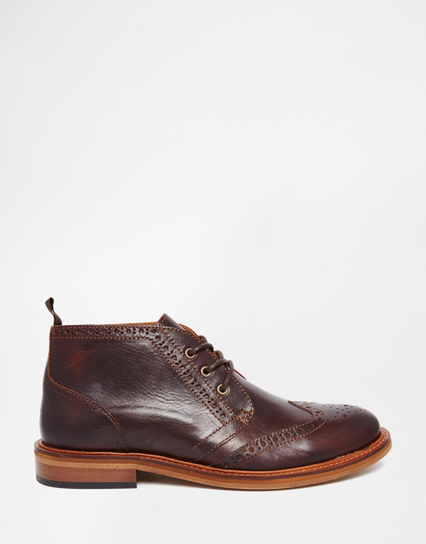 Brogue Boots