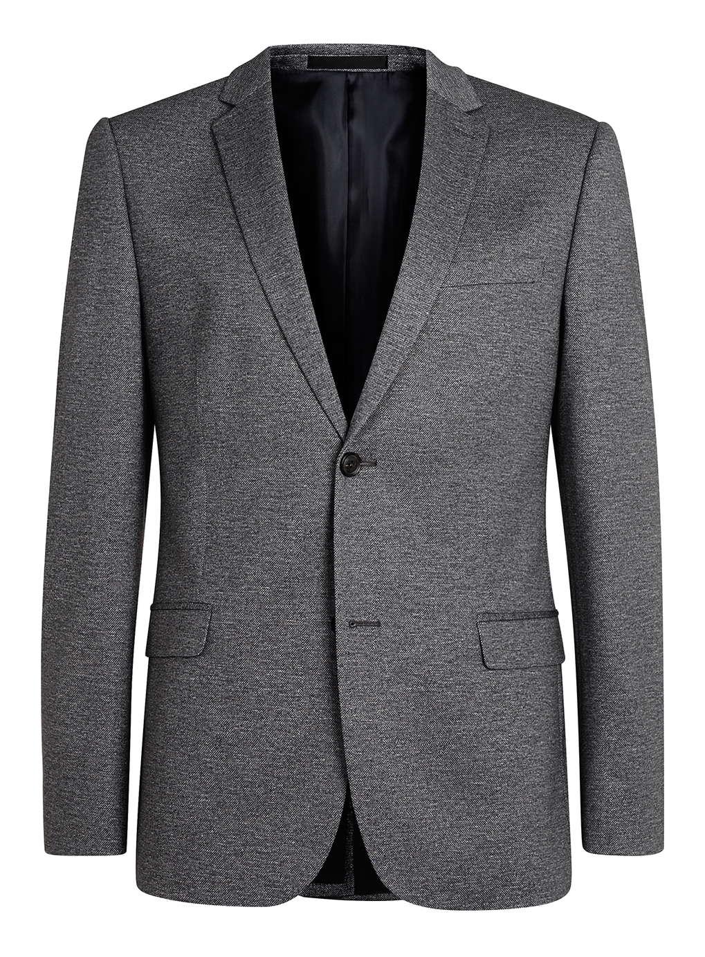 Topman Grey Blazer