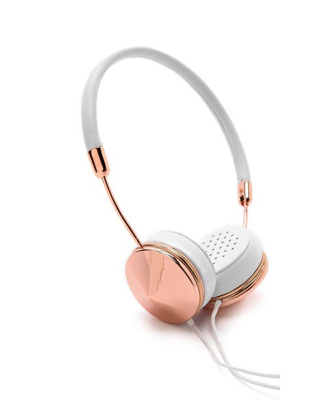 Copper Headphones