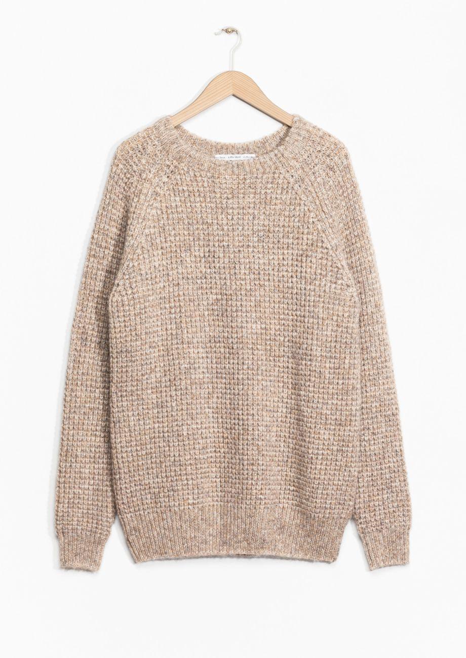 Chunky Cozy Knitwear