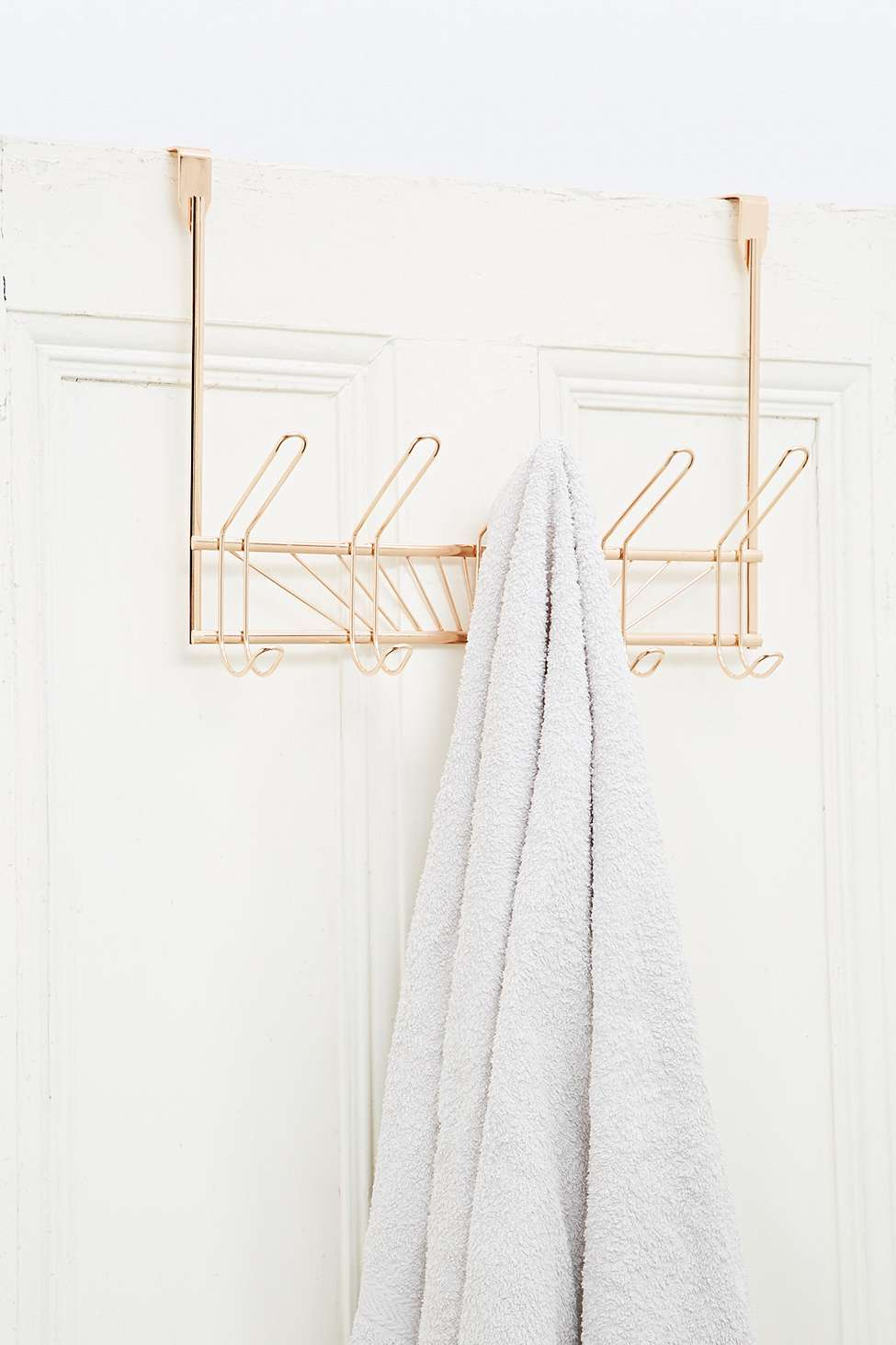 Rose Gold Door Hooks