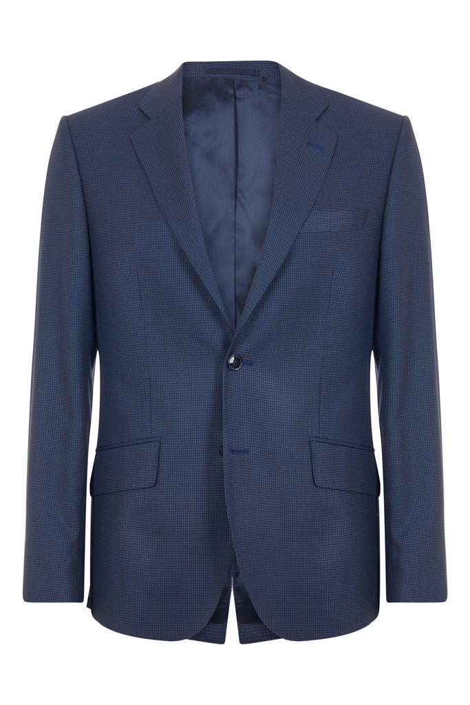 Navy Hawkins & Shepherd Suit