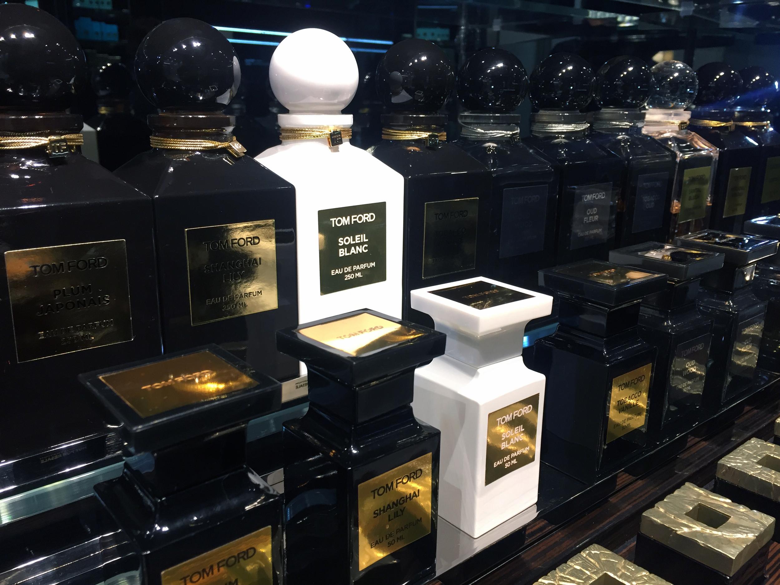 Tom Ford - Salon De Parfums