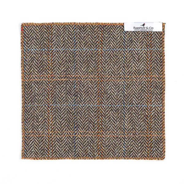 Tweed Pocket Square