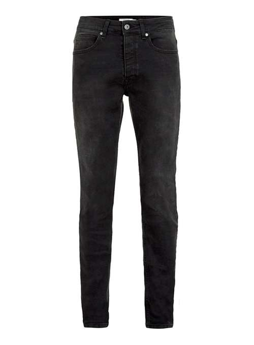Black Skinny Jeans by Topman