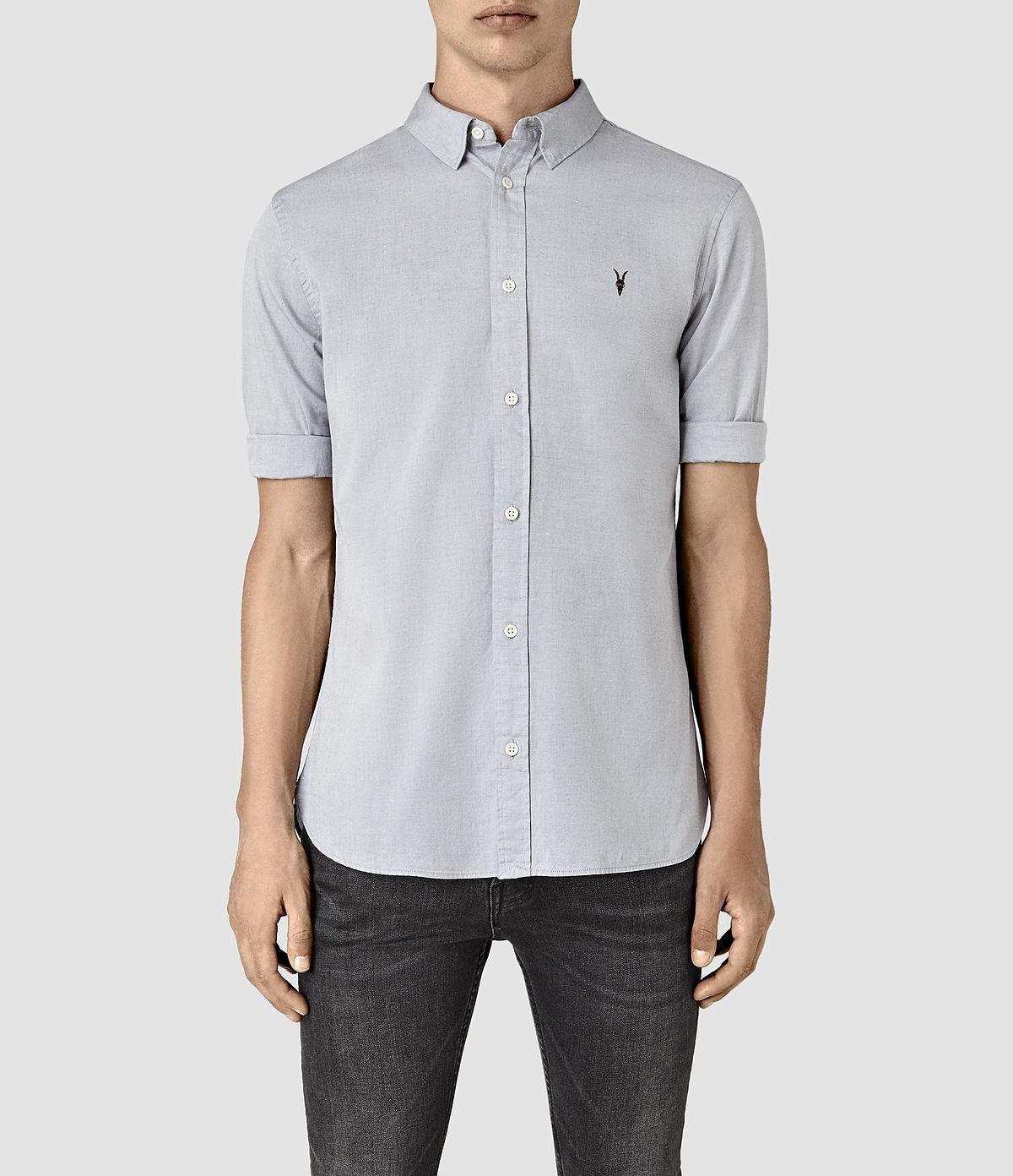 Allsaints half sleeve shirt