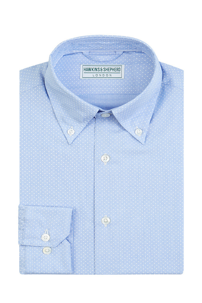 Hawkins & Shepherd Button-Down Shirt
