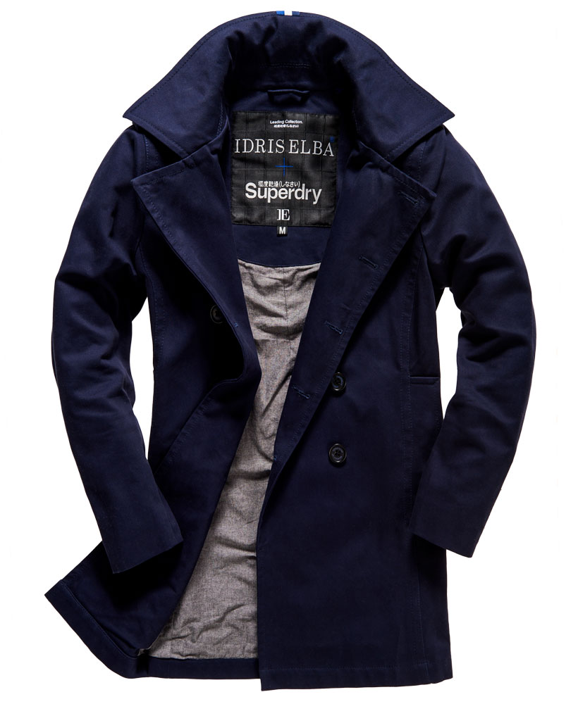 Superdry Navy Jacket